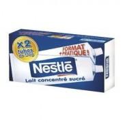 Lait concentré sucré Nestlé 2 x 170 G