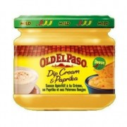 Old el paso Sauce Dip Cream Paprika 310g